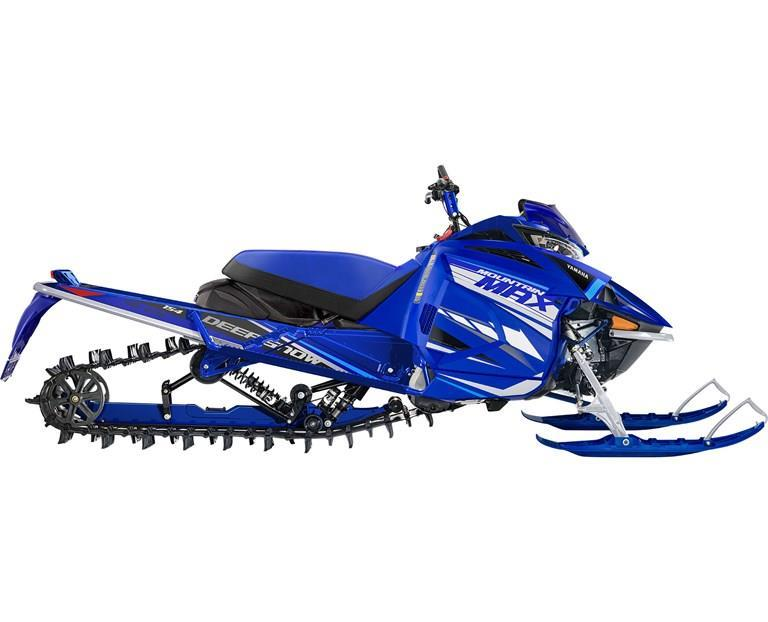 2021 Yamaha Mountain MAX