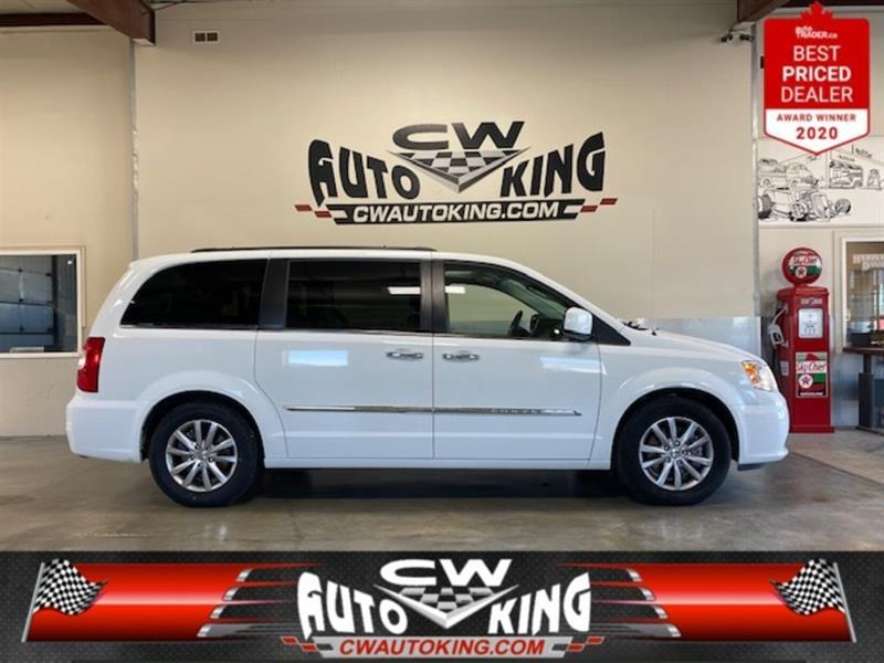 2014 Chrysler Town & Country 4dr Wgn Touring w-Leather #20042738