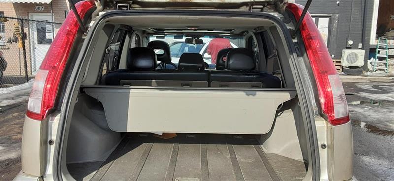 Nissan X-Trail 7