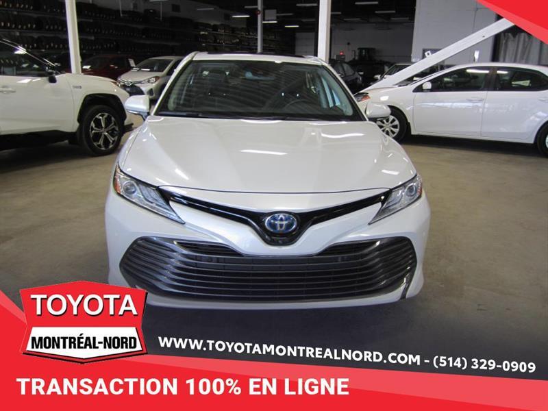 toyota Camry Hybrid 2020 - 3