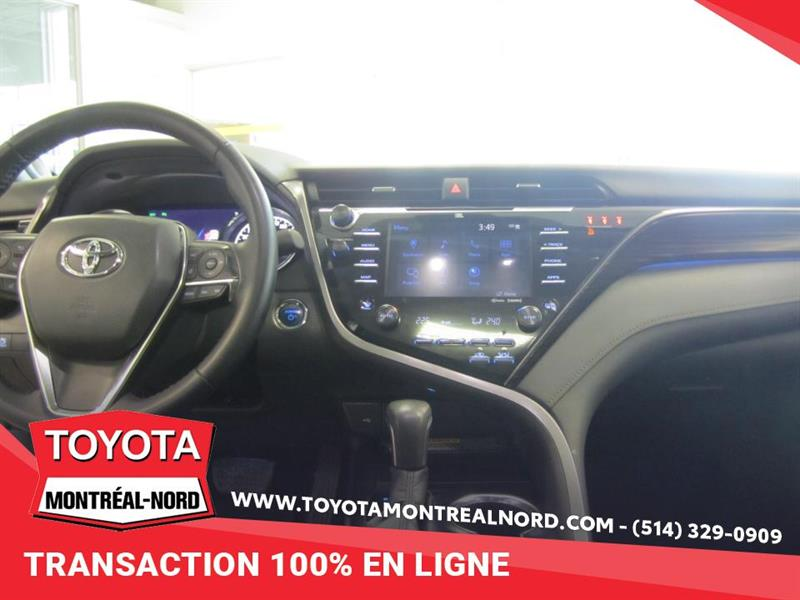toyota Camry Hybrid 2020 - 17