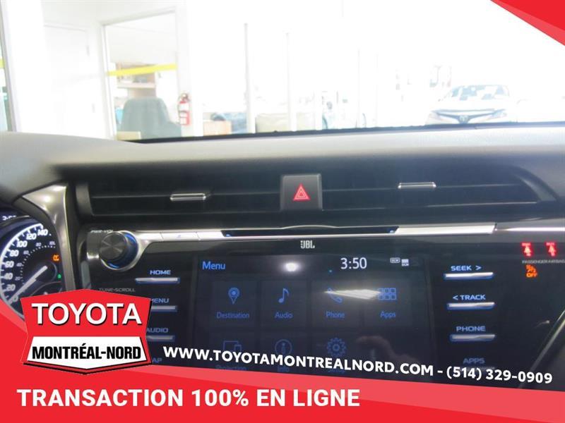 toyota Camry Hybrid 2020 - 18