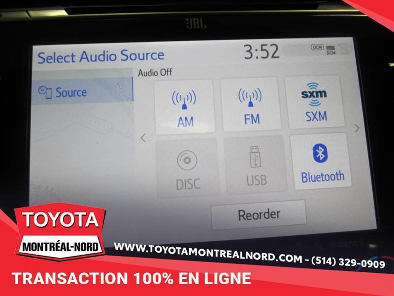 toyota Camry Hybrid 2020 - 19