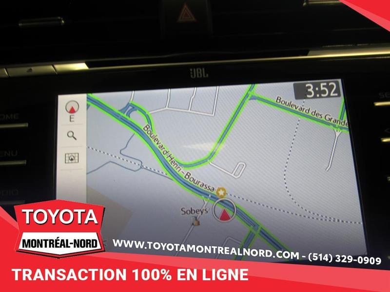 toyota Camry Hybrid 2020 - 22