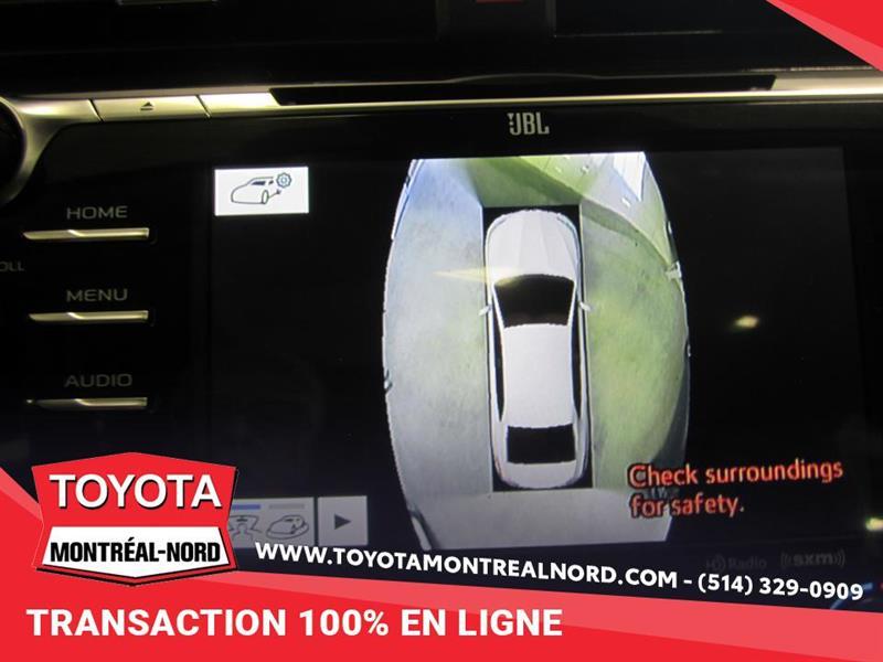 toyota Camry Hybrid 2020 - 23