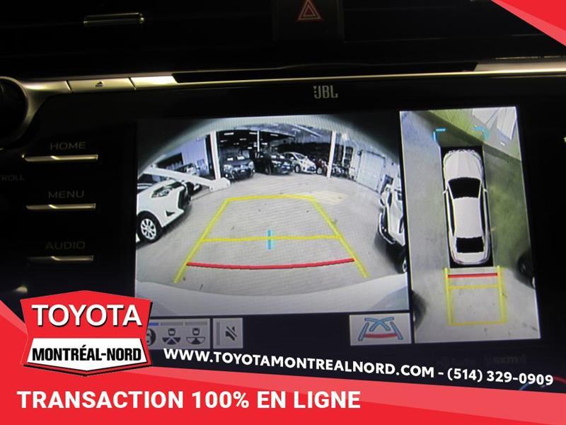 toyota Camry Hybrid 2020 - 24