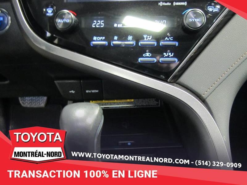 toyota Camry Hybrid 2020 - 25
