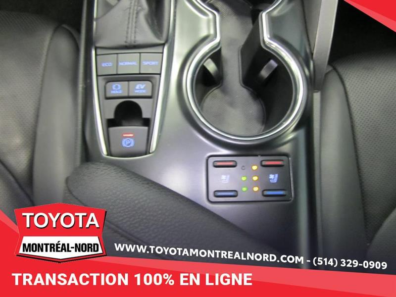 toyota Camry Hybrid 2020 - 26