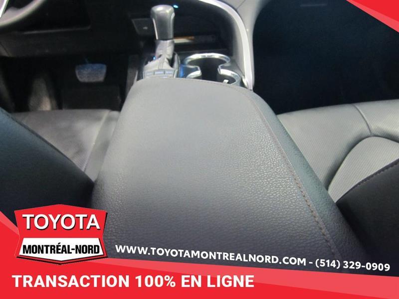 toyota Camry Hybrid 2020 - 27
