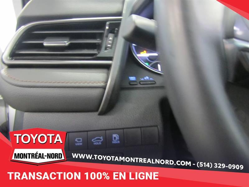 toyota Camry Hybrid 2020 - 28
