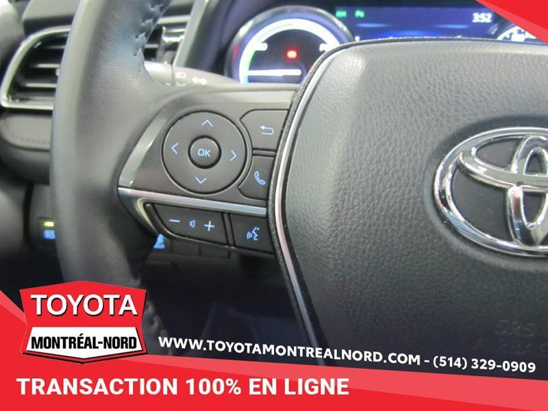 toyota Camry Hybrid 2020 - 30