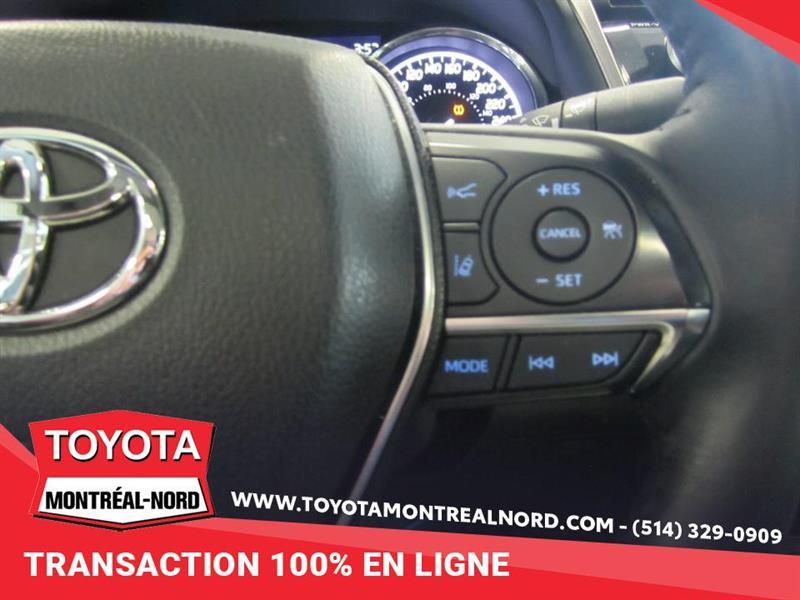 toyota Camry Hybrid 2020 - 31