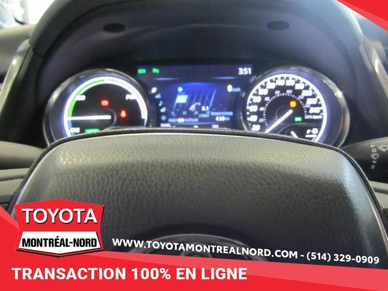 toyota Camry Hybrid 2020 - 32