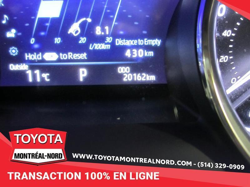 toyota Camry Hybrid 2020 - 33