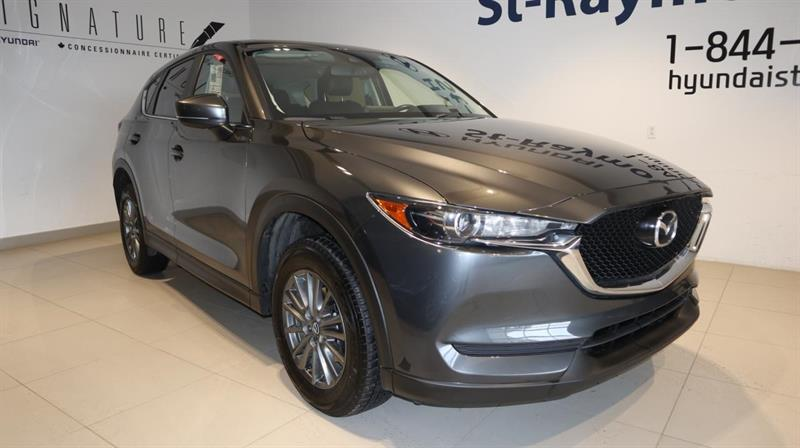 2017 Mazda  CX-5 GS + Garantie 5 ans / km illim