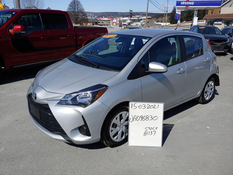 Toyota Yaris 50