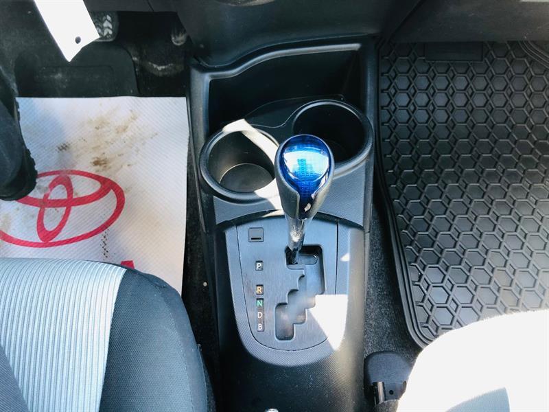 toyota Prius c 2017 - 26
