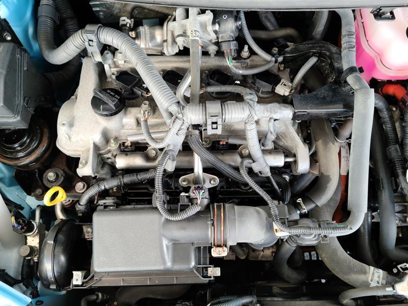 toyota Prius c 2016 - 24