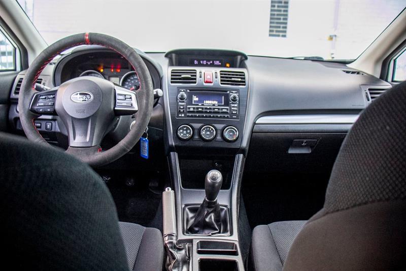Subaru Impreza 21