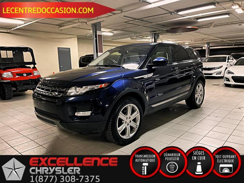 Land Rover Range Rover Evoque PURE PLUS 4X4 2015