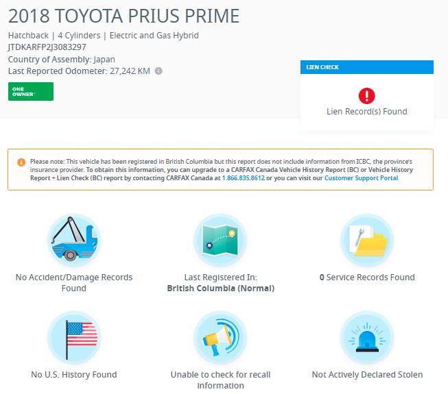 toyota Prius Prime 2018 - 37