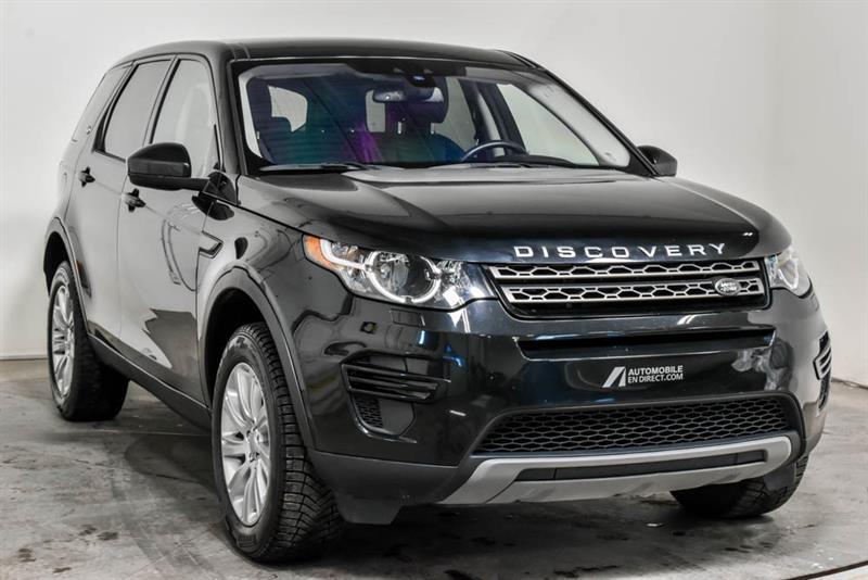 Land Rover Discovery Sport SE AWD Cuir Toit Pano GPS Sièg 2018