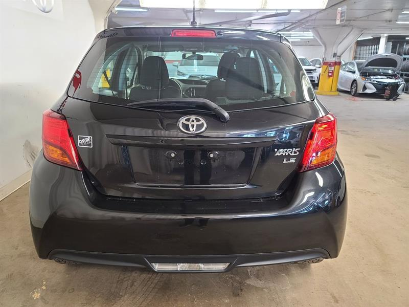 toyota Yaris Hatchback 2015 - 4