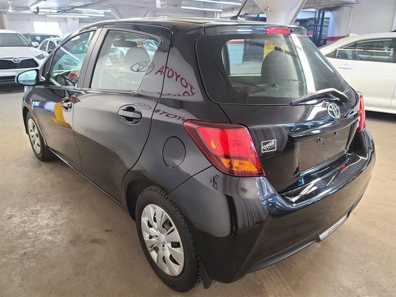 toyota Yaris Hatchback 2015 - 5