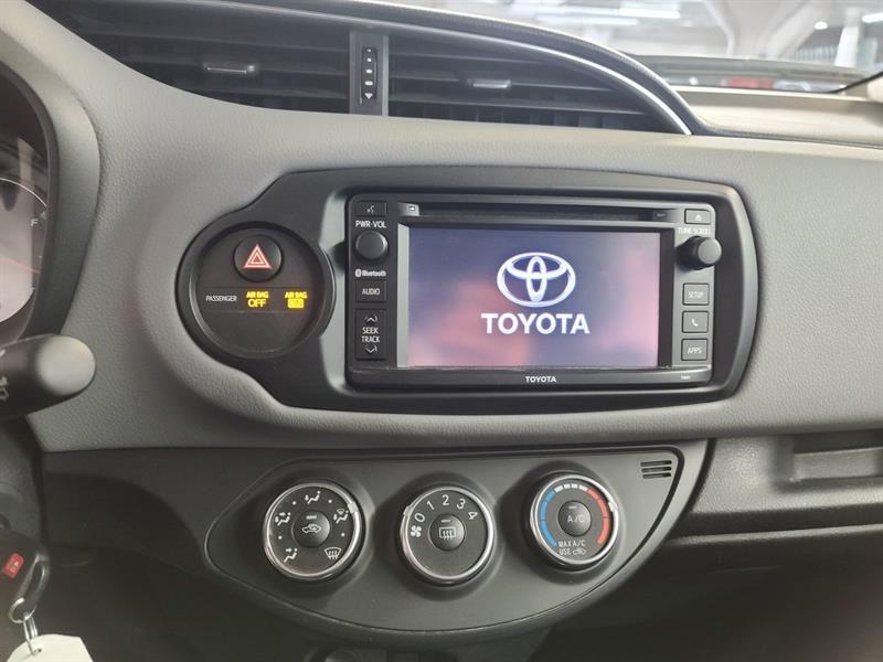 toyota Yaris Hatchback 2015 - 21