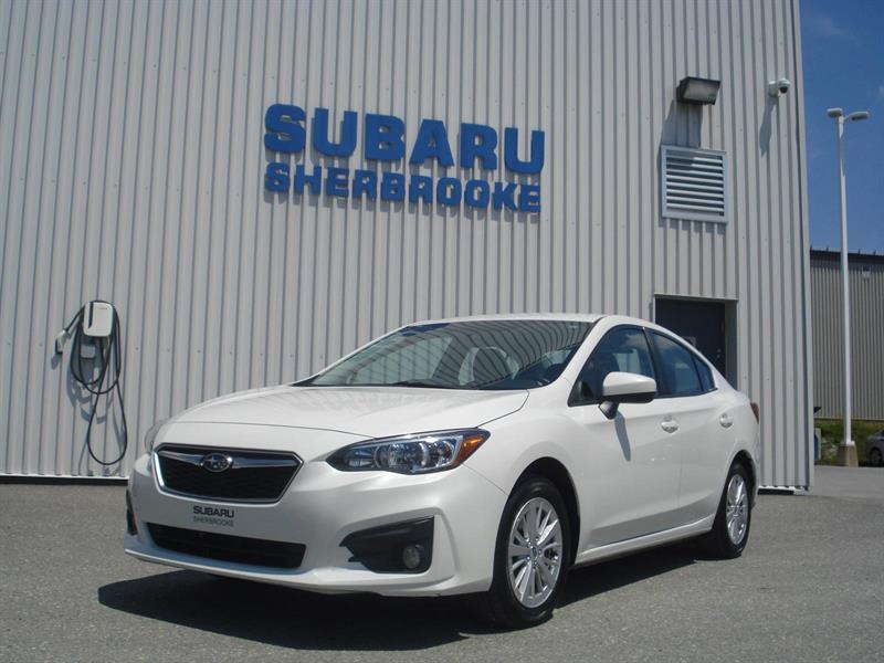 Subaru Impreza 2017 Touring
