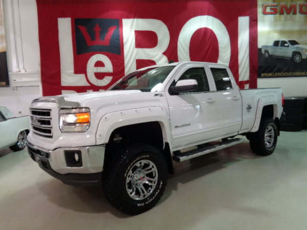 GMC Sierra 1500 2014 SLE 4X4 Z71 LIFT KIT  #A8962