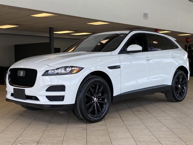 Jaguar F-PACE 2019 25T Prestige *Black Edition* *