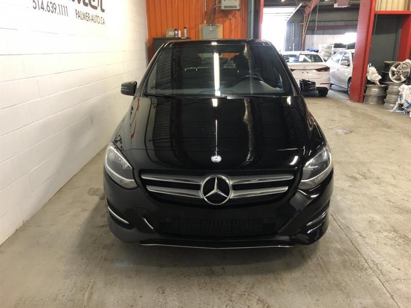 Mercedes-Benz B250 3