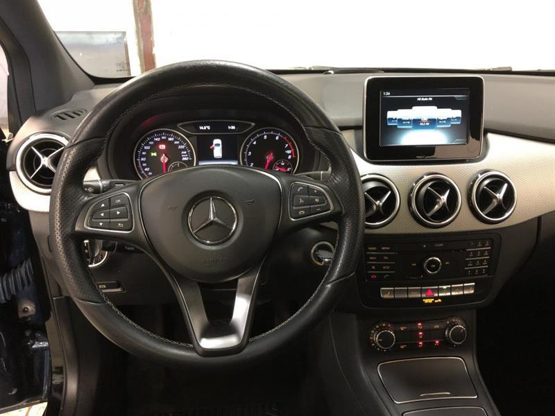 Mercedes-Benz B250 24