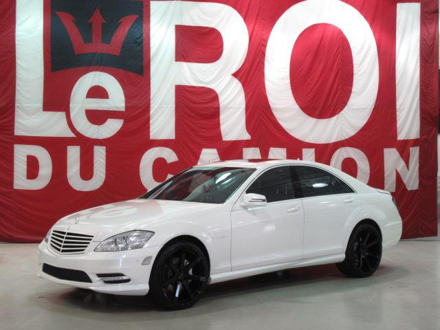 Mercedes-Benz Classe-S 2012 S550 4MATIC AMG PACKAGE #A6251
