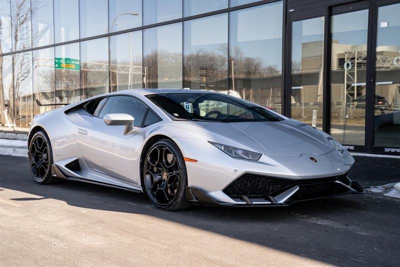 Lamborghini Huracán 3