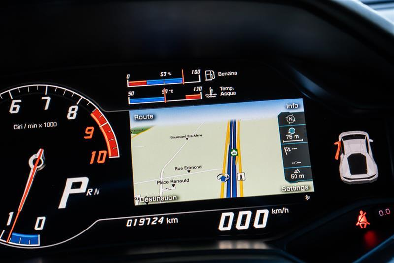 Lamborghini Huracán 18