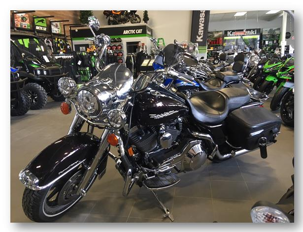 Harley Davidson FLHRI 2006