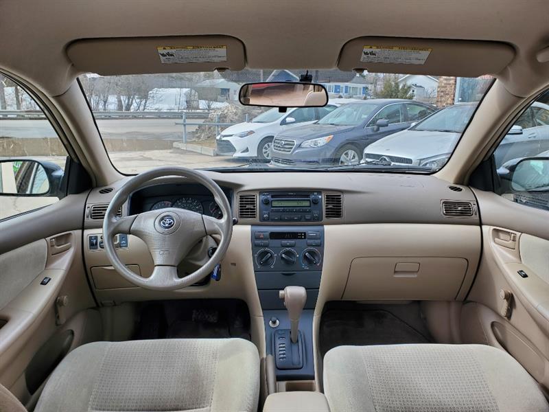Toyota Corolla 25