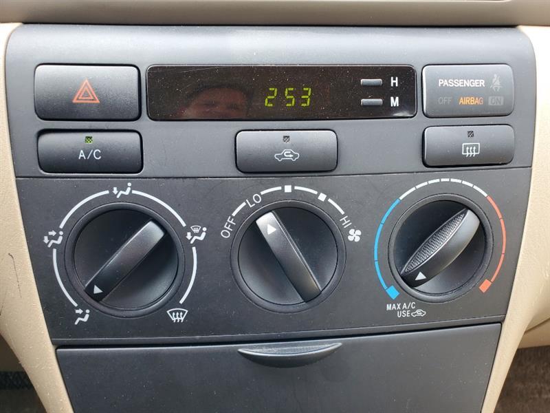 Toyota Corolla 41