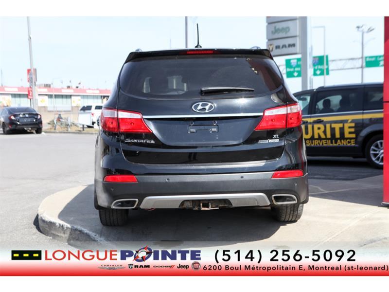 Hyundai Santa Fe XL 6