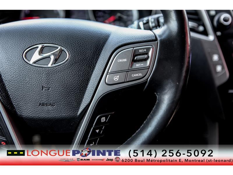 Hyundai Santa Fe XL 13