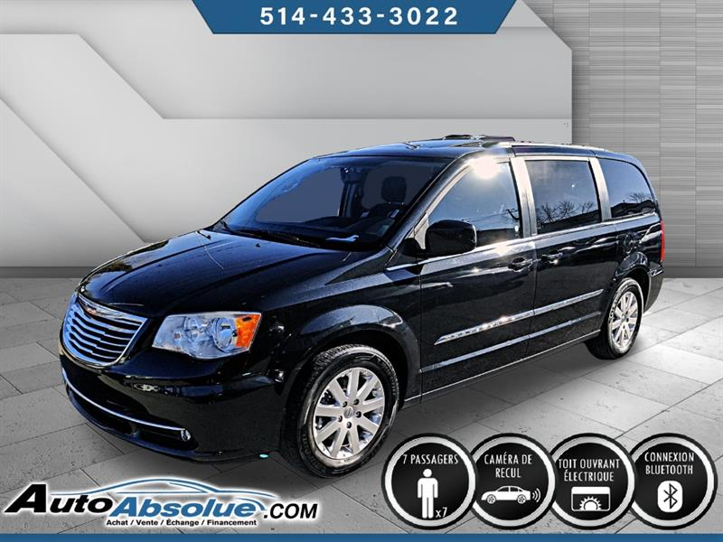 Chrysler Town and Country 1