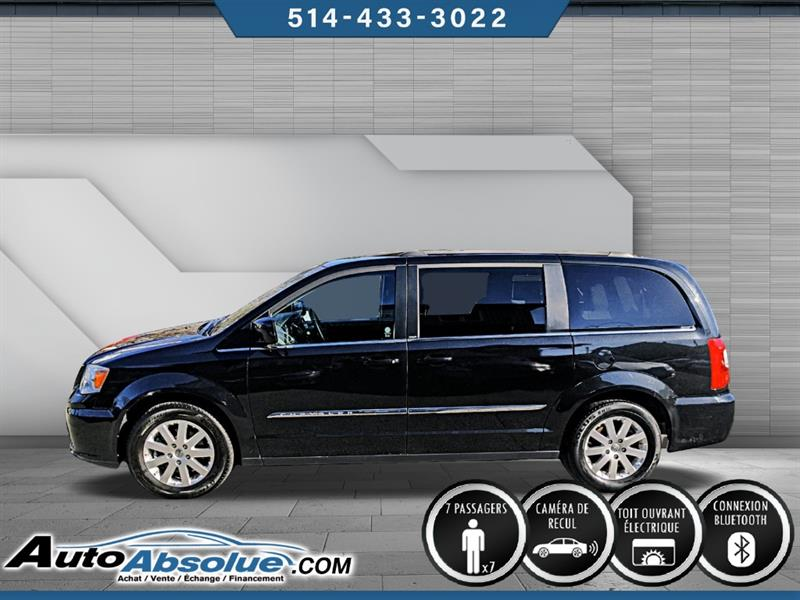 Chrysler Town and Country 2