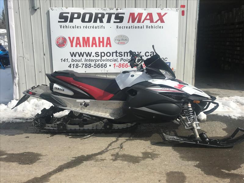 2013 Yamaha Apex EPS