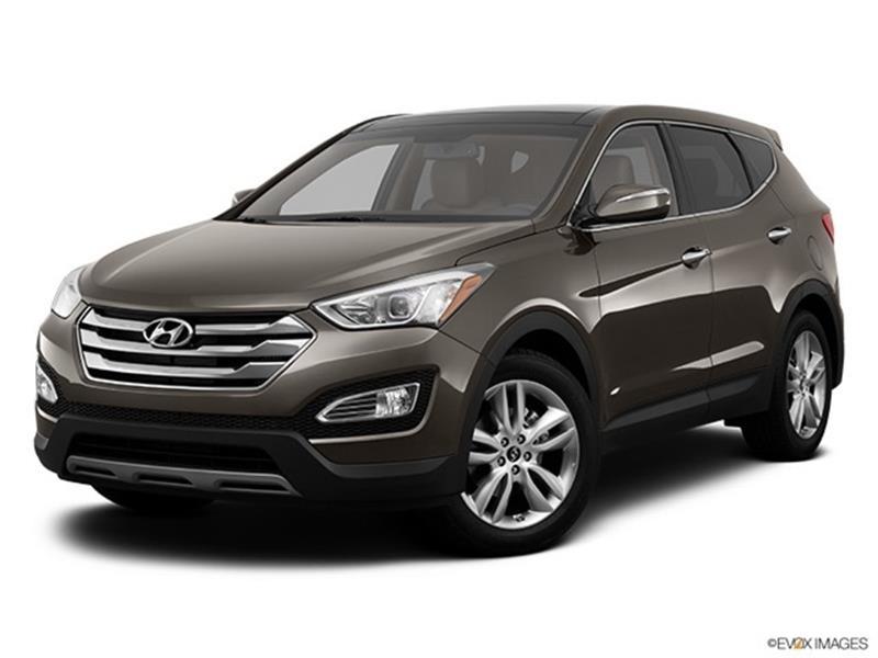 2013 Hyundai Santa Fe FWD 4dr 2.4L Auto