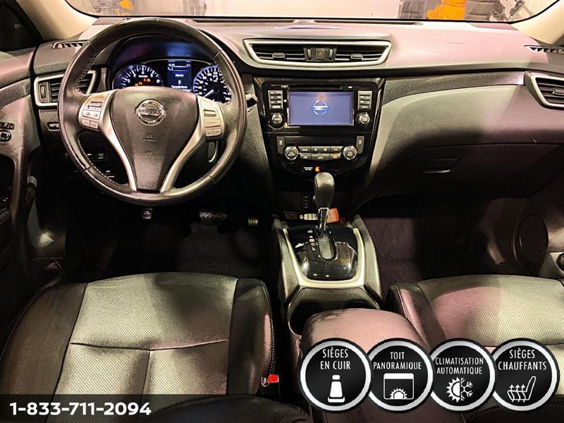 Nissan Rogue 13