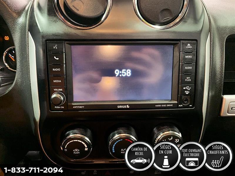 Jeep Compass 17