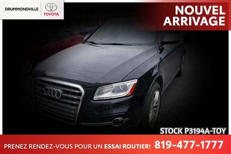 2014 Audi  SQ5 PROGRESSIV QUATTRO   ** IMPECC