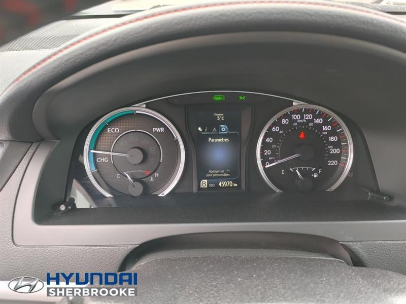 toyota Camry Hybrid 2017 - 17